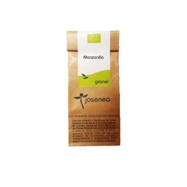 Josenea Manzanilla BIO, bolsa granel 25 gr.