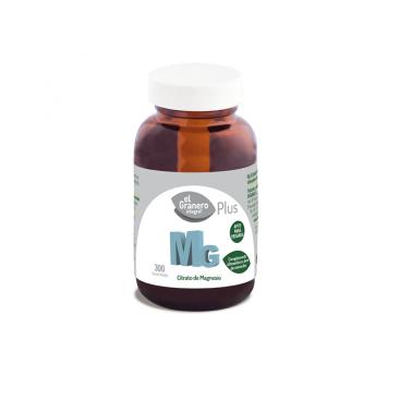 El Granero Mg 500 (Citrato de Magnesio), 300 comp.