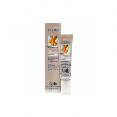 Age Protection contorno de ojos Bio Logona, 15 ml