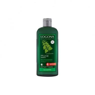 Champú Ortiga cuidado clásico Bio Logona, 250ml