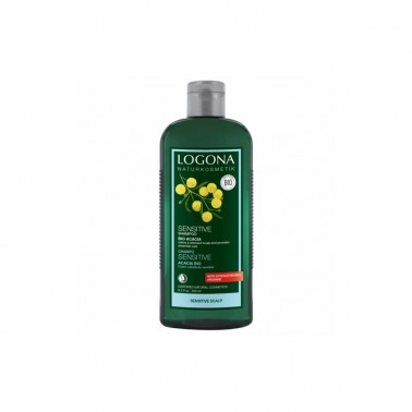 Champú sensitive acacia Bio Logona, 250 ml