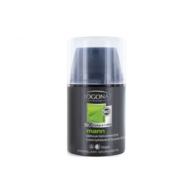 Hydrocream Q10 Bio Logona, 50 ml