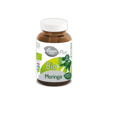 El Granero MORINGA BIO 400 mg., 90 cap.