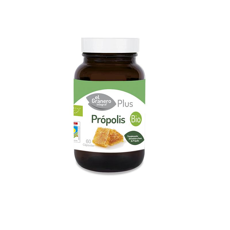 El Granero Propolis Bio, 60 cap.