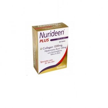 Nurideen plus Health Aid, 60 comp.