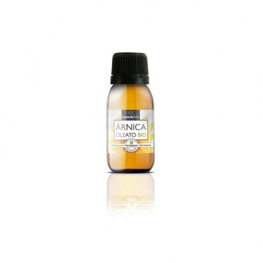 Arnica BIO Oleato Aceite Vegetal Terpenic Evo, 60 ml.