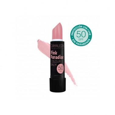 Camaleon Colour Balm Pink Paradise SPF50, 4 gr.