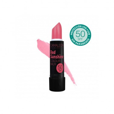 Camaleon Colour Balm Red Sunshine SPF50, 4 gr.