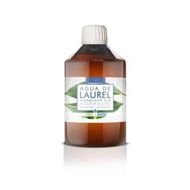 Agua de Laurel Hidrolato alimentario BIO Terpenic