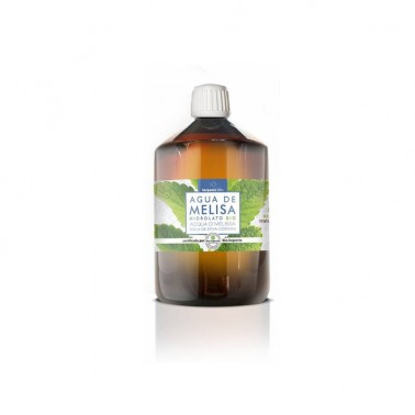 Agua de Melisa Hidrolato Alimentario BIO Terpenic, 250 ml.