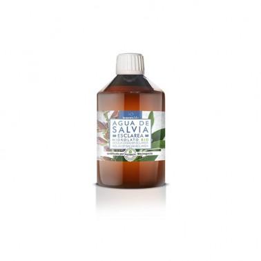 Agua de Salvia Esclarea Hidrolato BIO Terpenic