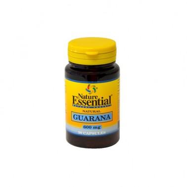 Guaraná 600 mg. Nature Essential, 50 cap.
