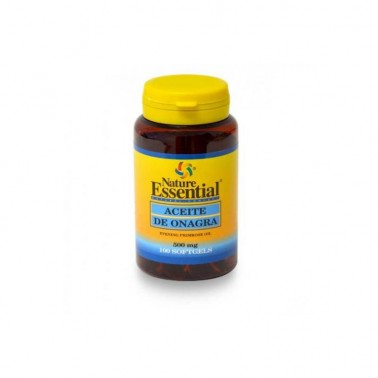 Aceite de Onagra 500 mg (10% GLA) Nature Essential