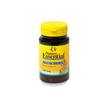 Alcachofa 350 mg. Nature Essential, 50 cap.