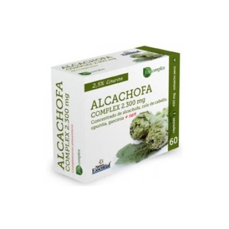 Alcachofa Complex 2300 mg. (ext seco) Nature Essential, 60 cap.