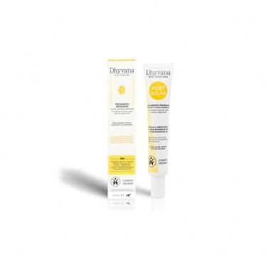 Tratamiento Calmante Reparador Dhyvana, 50 ml.