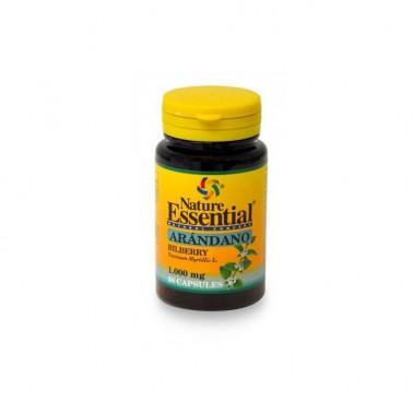 Arándano 1000 mg. Nature Essential, 50 comp.