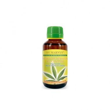 Aceite de Cannabis Semillas de Cáñamo, 125 ml.