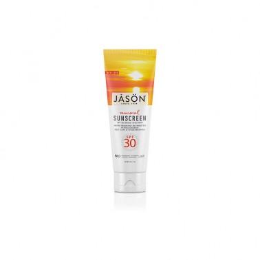 Protector solar Mineral SPF30 Jason, 113 gr.