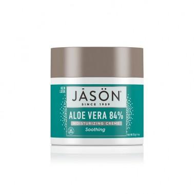 Aloe Vera 84% + Vit. E crema Jason, 113 gr.