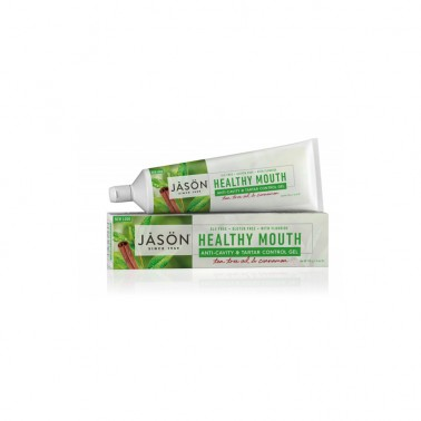 Dentífrico Healthy Mouth Jason, 119 gr.