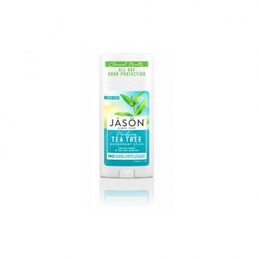 Desodorante Tea Tree Stick Jason, 70 gr.
