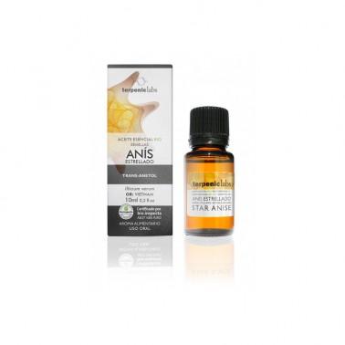 Anís Estrellado Aceite Esencial BIO Terpenic, 10 ml.
