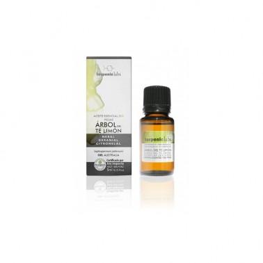 Arbol del Te Limón Aceite Esencial BIO Terpenic, 5 ml.