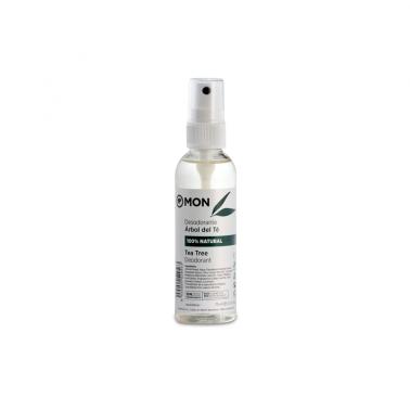 Desodorante Arbol del Te y Salvia Mon, 75 ml.