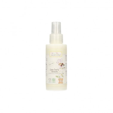 Leche Corporal Hidratante Baby ECO Anthyllis, 100 ml.