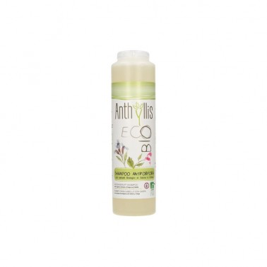 Champú cabello anticaspa ECO Anthyllis, 250 ml.