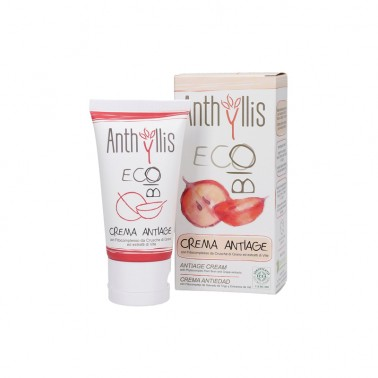 Crema facial antiedad ECO Anthyllis, 50 ml.