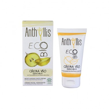 Crema facial hidratante ECO Anthyllis, 50 ml.