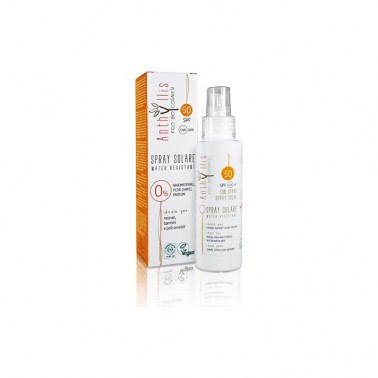 Crema Solar SPF50 ECO Anthyllis, 100 ml.
