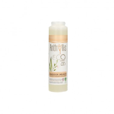 Gel de ducha Cardamomo y Jengibre ECO Anthyllis, 250 ml.