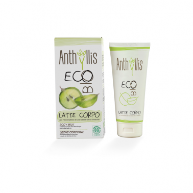 Leche corporal ECO Anthyllis, 150 ml.