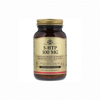 5 Hidroxitriptófano 5 HTP Solgar
