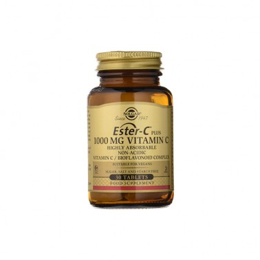 Ester C Plus 1000 mg Solgar 30 comp.