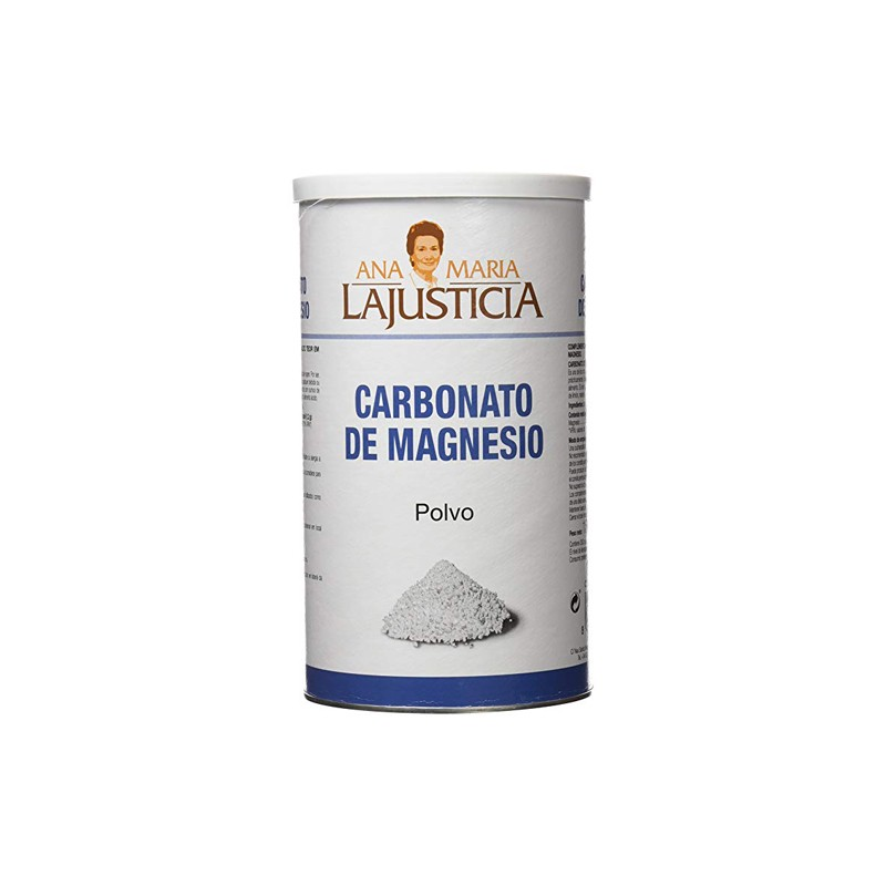 Ana Maria Lajusticia Carbonato de Magnesio en Polvo, 180 gr.