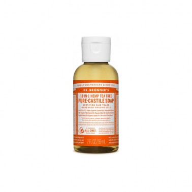 Jabón Líquido árbol del te Dr. Bronner´s