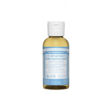 Jabón Líquido Bebé Neutral Dr. Bronner´s 60 ml.