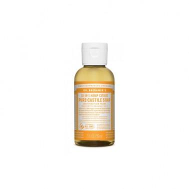 Jabón Líquido Cítricos Dr. Bronner´s