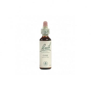Oak F.B. Flores de Bach, 20 ml.