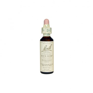 Rock Rose F.B. Flores de Bach, 20 ml.