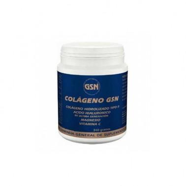 Colágeno GSN con Acido Hialurónico Sabor Naranja