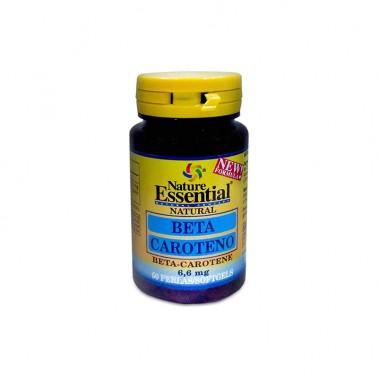 Betacaroteno Nature Essential, 50 perlas