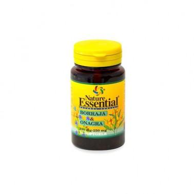 Borraja + Onagra 500 mg. Nature Essential, 50 perlas