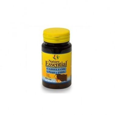 Cabello, Uñas y Piel 540 mg. Nature Essential