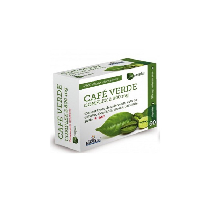 Café Verde Complex 2800 mg. Nature Essential