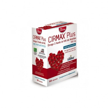 Cirmax (Krill Oil) 590 mg. Nature Essential